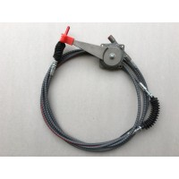 910/60109 JCB REPLACEMENT THROTTLE CABLE ASSY. WITH LEVER